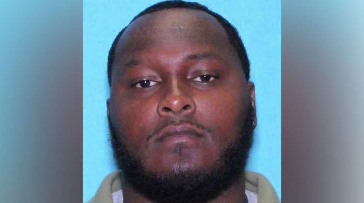 Juniad Hashim Mehmood, 27, is wanted in suspicion of killing three children at a Texas City apartment on Jan. 3, 2018.