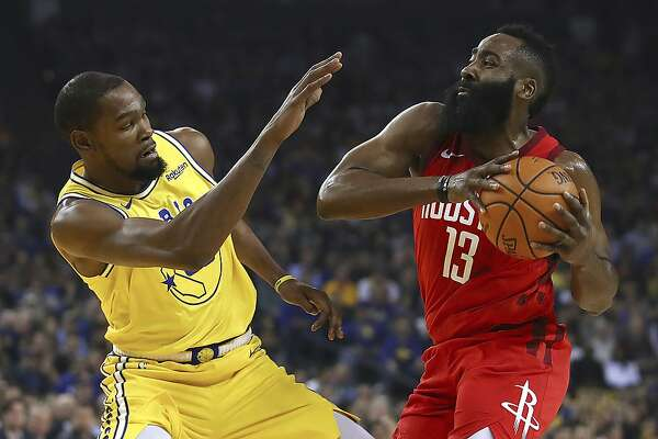 befb3766a8d0 Can Warriors slow Rockets  James Harden   Everybody is trying ...