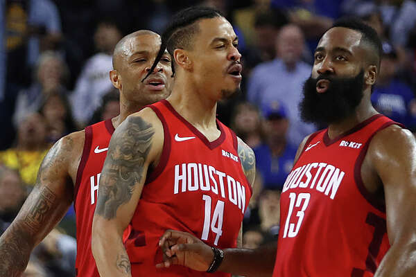 ba703773e4a3 James Harden s incredible heroics lift Rockets over Warriors in ...