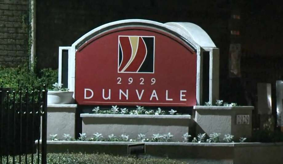 A shootout was reported on Dunvale Street in west Houston on Friday, Jan. 4, 2019. Photo: Metro Video
