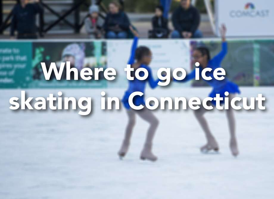 Click through the slideshow to see where you can go ice skating in Connecticut this winter. Photo: Mark Mulligan
