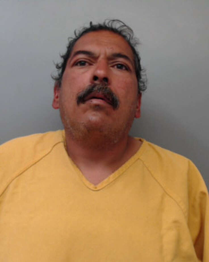 Jose Gabriel Segura, 52, was charged with criminal trespass and resisting arrest. Photo: Webb County Sheriff's Office