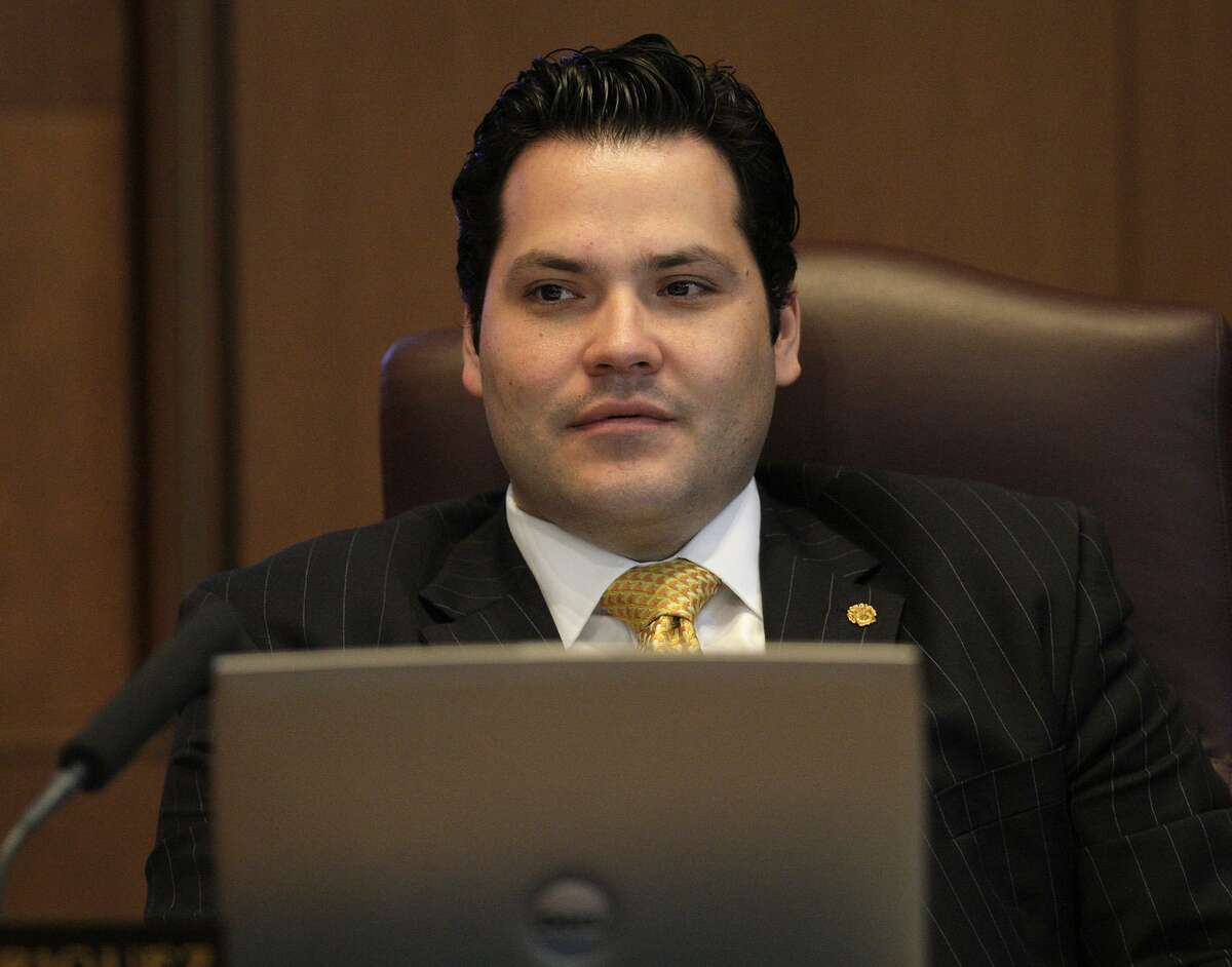 Five candidates will run in a special election to replace Justin Rodriguez in the Texas House. Rodriguez vacated his seat when he accepted an appointment to the Bexar County Commissioners Court. This file photo from 2009 shows Rodriguez on the City Council.