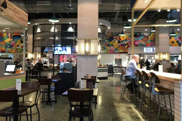 Where To Eat In Downtown Houston Now Houstonchronicle Com