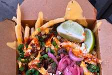Fully loaded carne asada fries