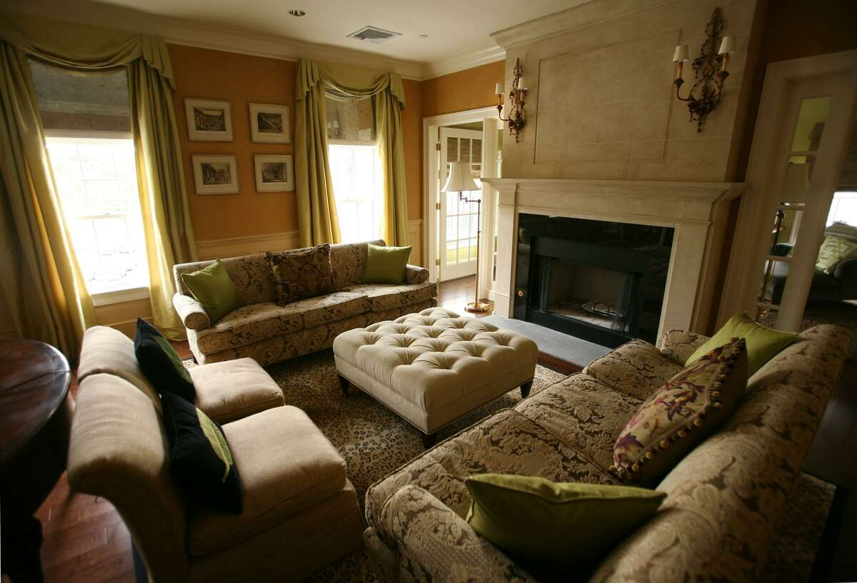 A presidential suites inside the Delamar Southport hotel at 275 Old Post Road in Fairfield, Conn.