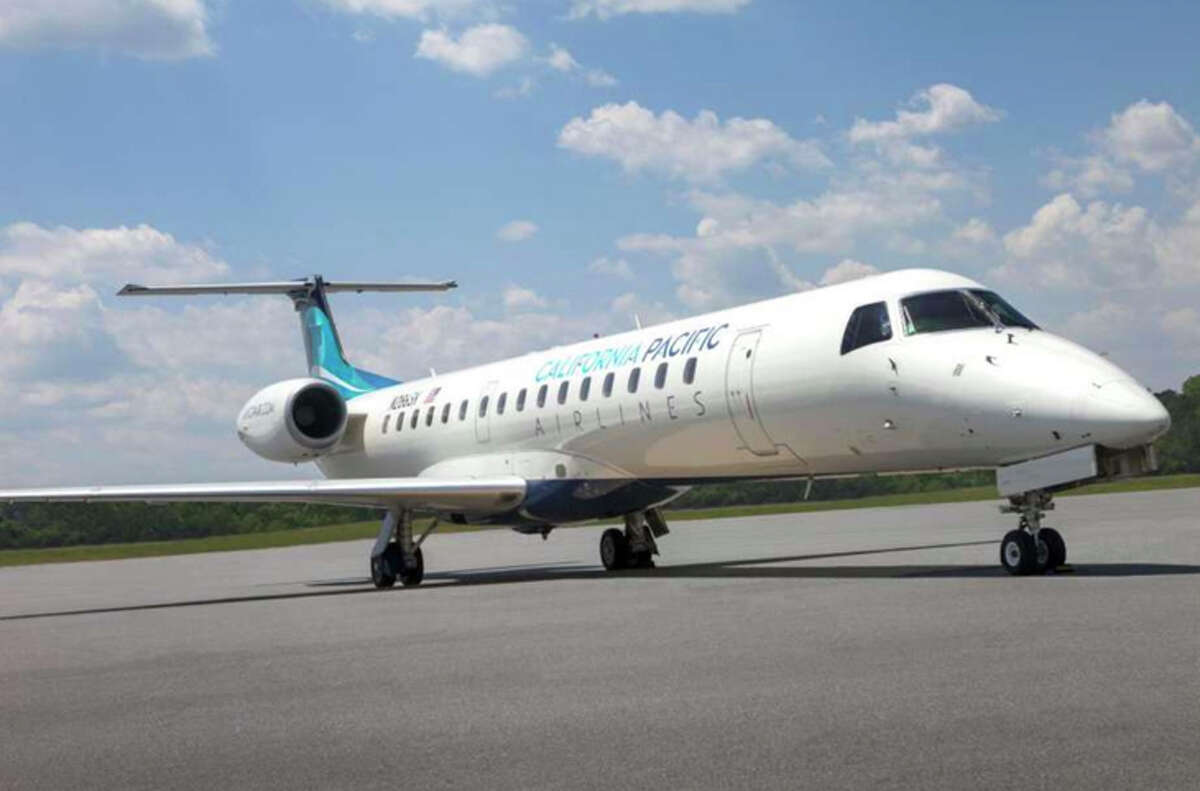 California Pacific has suspended service out of Carlsbad, California, including its San Jose flights.