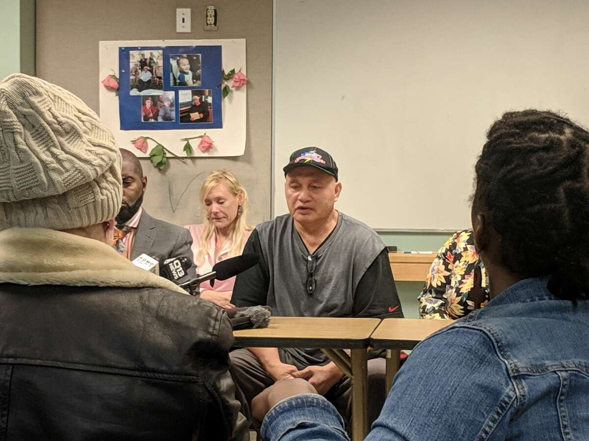 Mane Faletogo, Iosia Faletogo's father, asked that Seattle police follow voter-approved Initiative 940 and use an independent agency to investigate his son's killing at the hands of officers.