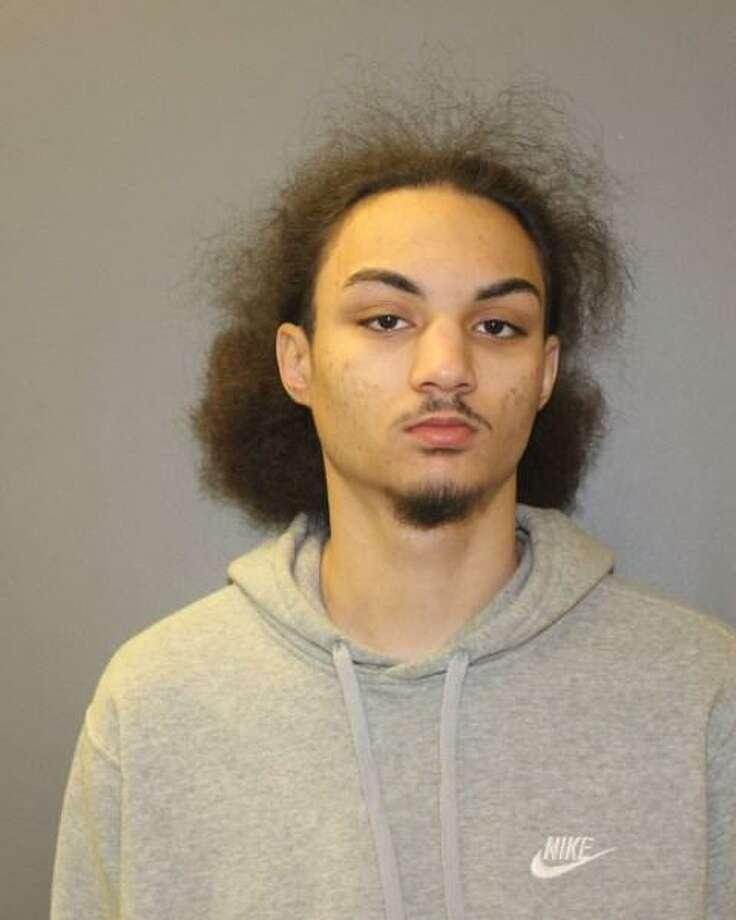 Naji Deneutte Photo: Hamden Police Department Photo