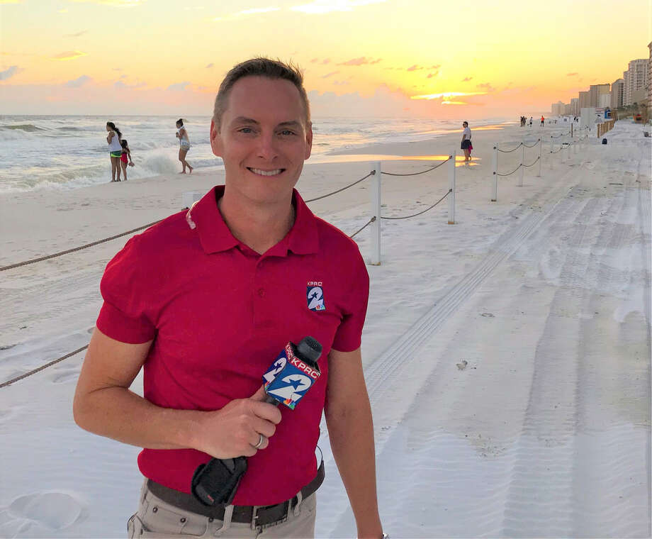 """Ryan KorsgardThe KPRC reporter, who has been the Houston TV station for nearly 16 years, is leaving Channel 2 in January. """"I'm getting married and moving to Austin,"""" he tells Chron.com. Photo: Courtesy"""