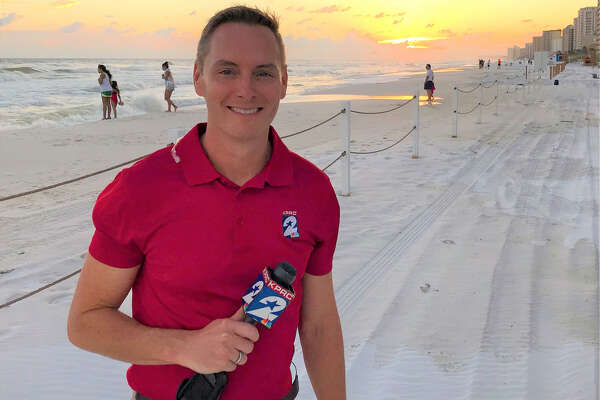 """KPRC reporter Ryan Korsgard departs the Houston TV station in January. """"I'm getting married and moving to Austin,"""" he tells Chron.com."""