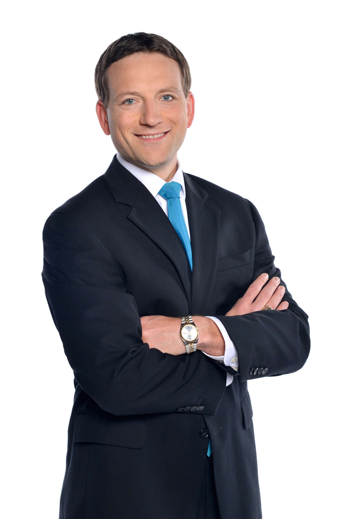 In January, ABC13's Travis Herzog was promoted to chief meteorologist. RELATED: Travis Herzog: Houston TV news personalities on the move in January