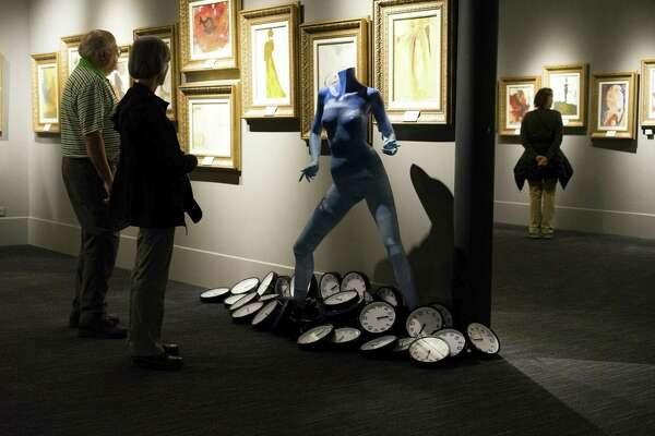 Salvador Dalí loved Monterey  Here's why  - SFChronicle com