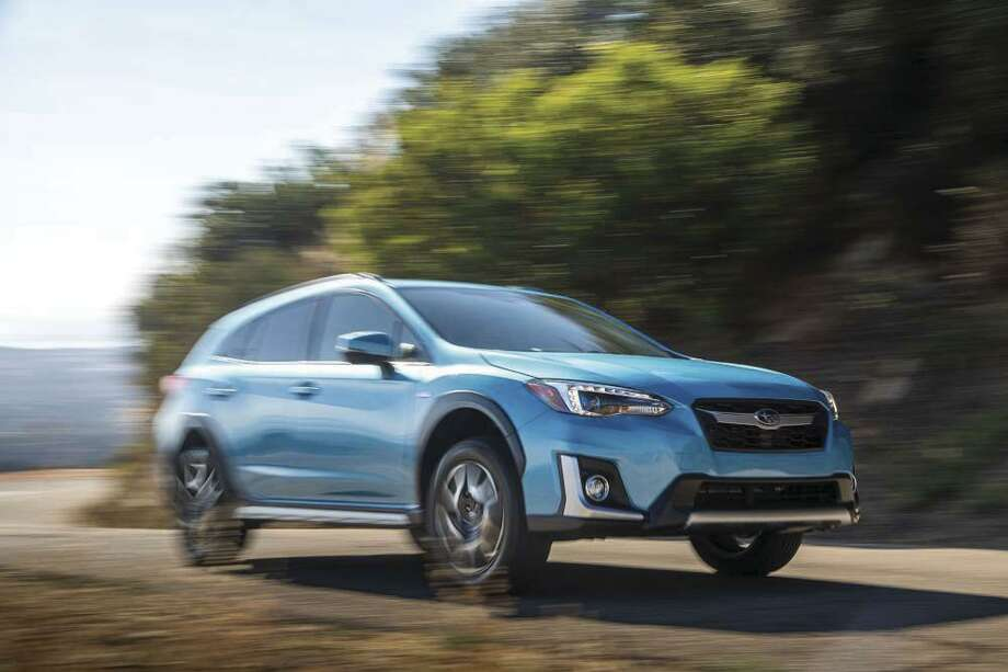The Crosstrek Hybrid features the new Subaru StarDrive Technology that uniquely integrates electric motors, a 2.0-liter direct-injection Boxer engine, Subaru Symmetrical All-Wheel Drive, and a new Lineartronic Continuously Variable Transmission.