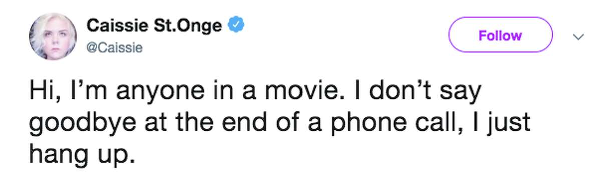 Twitter users skewered Hollywood in threads mocking movie stereotypes.