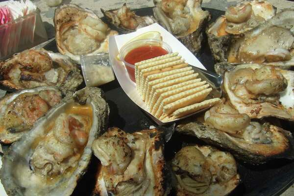 An ode to grilled Gulf Coast oysters, the perfect winter dish