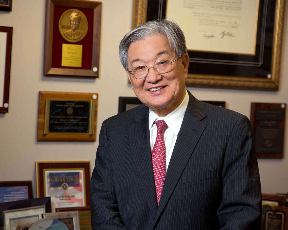 Waun Ki Hong, trailblazing MD Anderson scientist-physician, 1942-2019. Photo: F. Carter Smith