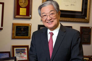 Waun Ki Hong, trailblazing MD Anderson scientist-physician.