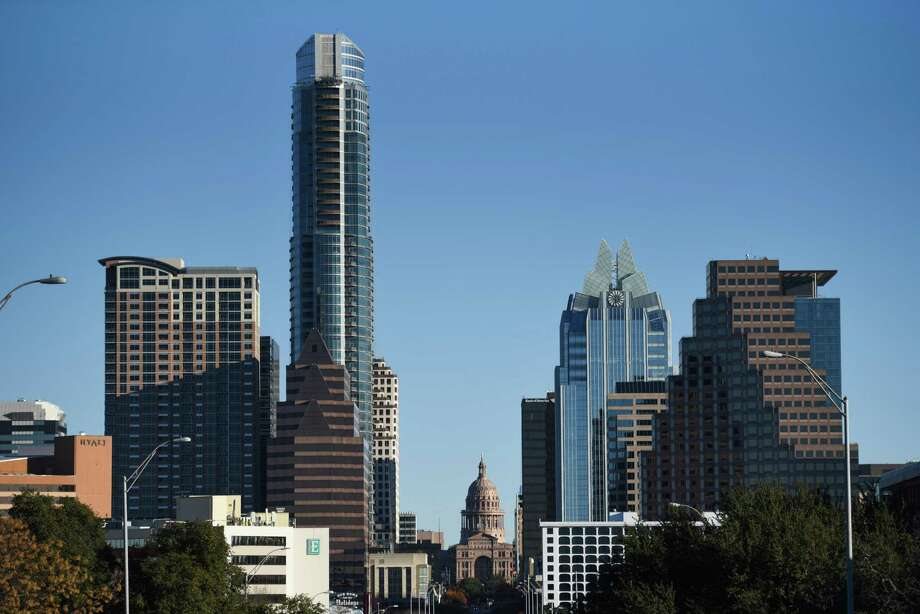 Apple's announcement about its big expansion in Austin generated a lot of buzz in 2018, but it ranked behind two other Texas incentives deals that were larger. One of those was for a Baytown project. Photo: Callaghan O'Hare / Bloomberg / © 2018 Bloomberg Finance LP