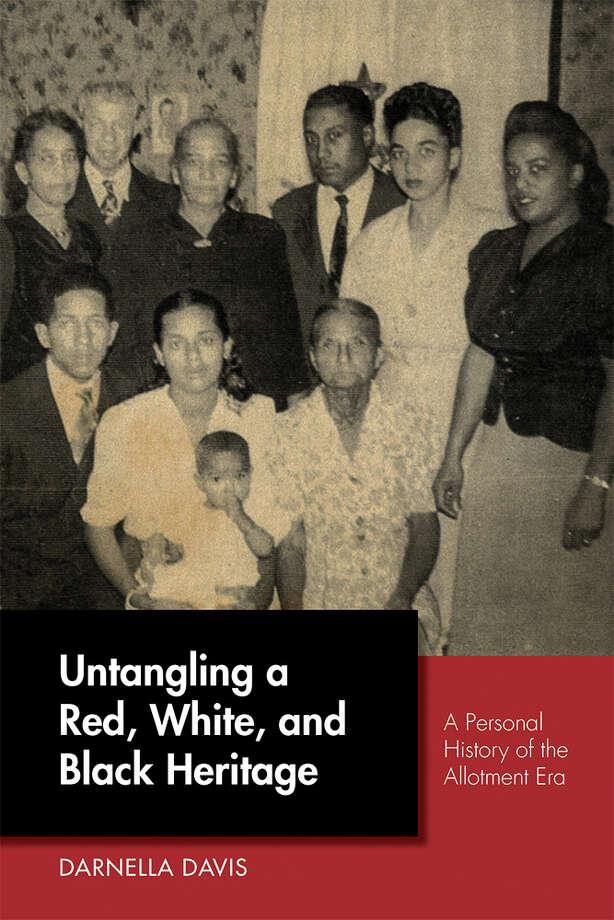 Untangling a Red, White, and Black Heritage: A Personal History of the Allotment Era Photo: University Of New Mexico, Handout / Handout
