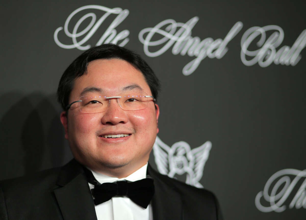 Jho Low in 2014. Also known as Low Taek Jho, the financier was charged in federal court in New York late last year in connection with the theft and money laundering.