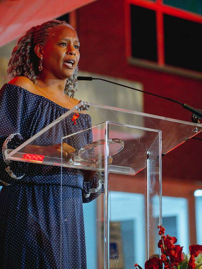 Dena Hughes, CEO of Beaumont-based TAN Healthcare since 2016, has received the L. Joel Martinez Award. The annual award from Legacy Community Health Services recognizes individuals for their work with HIV/AIDS. It is named for the founder of the Center for AIDS in Houston. Photo: Courtesy Photo