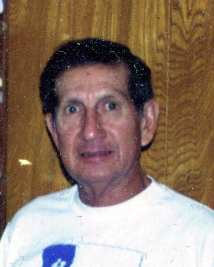 Robert C. Rios, who was born in Elgin and came to San Antonio to work at Kelly AFB, died in San Antonio on Dec. 30, 2018. Over the years, he won more than 300 medals and trophies for running. He was also passionate about his family. Photo: Courtesy /