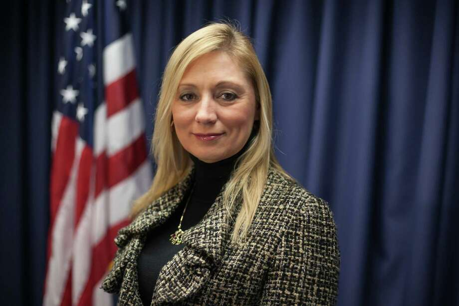 State Rep. Michelle Cook, D-Torrington. Photo: Contributed Photo