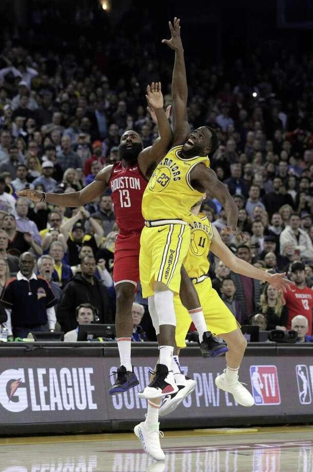 Scouting report: Rockets vs. Warriors