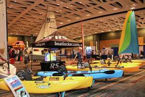 The Hartford Boat Show takes place at the new Earth Expo Center at Mohegan Sun, Jan. 17-20.