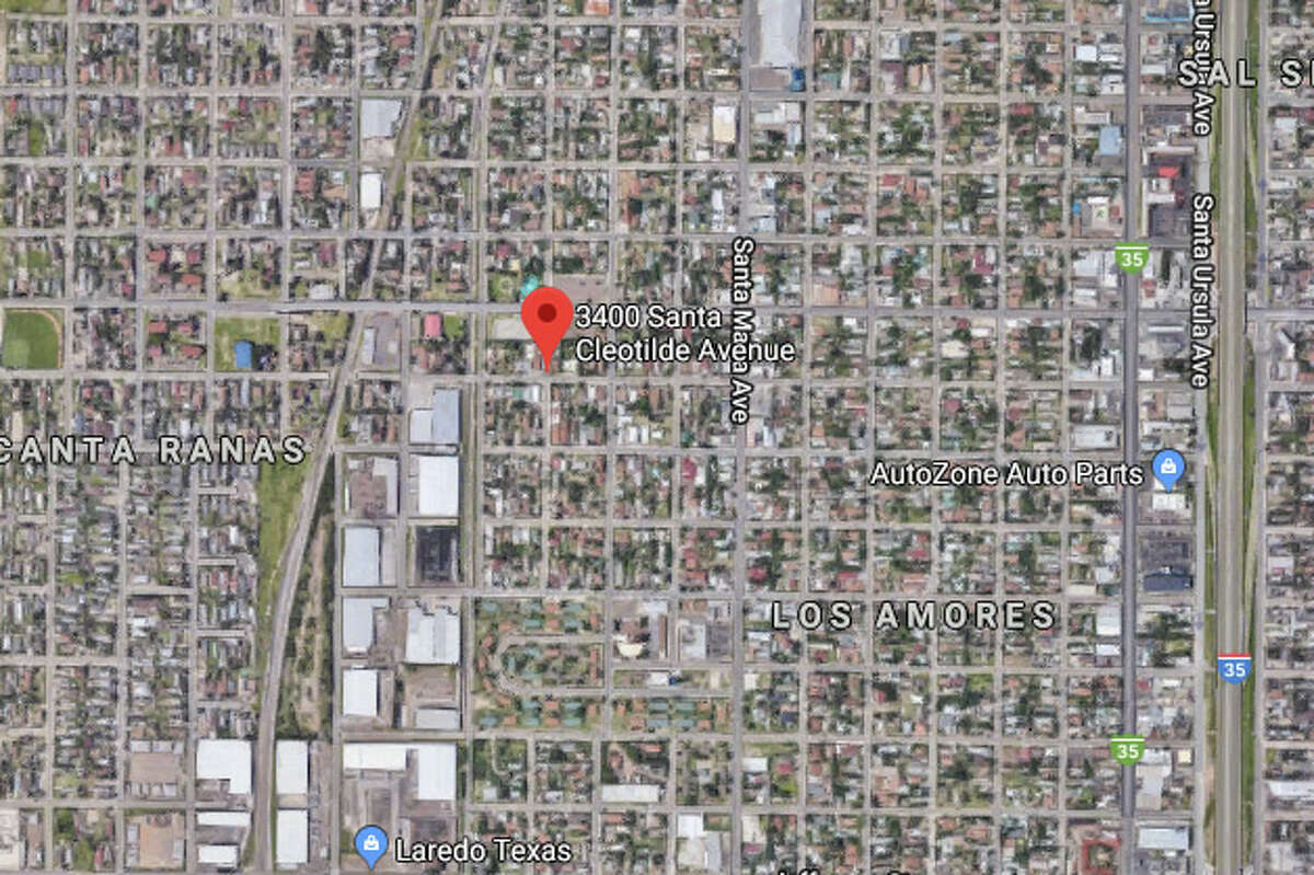 On Dec. 2, a burglary was reported in the 3400 block of Santa Cleotilde Avenue.