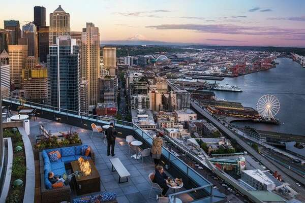 If you can afford $11,000 a month, you can rent this penthouse in Seattle-- the most expensive rental available now.