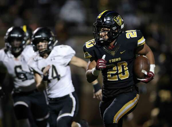 Austin Jones Of Bishop O Dowd Is The Chronicle S Metro Player Of The