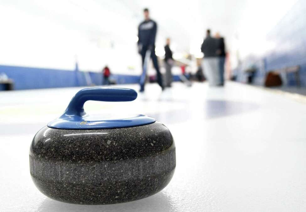 Friday and Saturday: Get on the ice and throw some stones at the Albany Curling Club's open house.