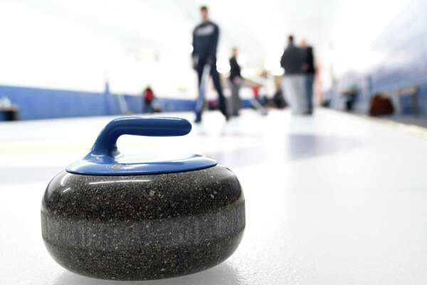 The Albany Curling Club hosts an open house Saturday, Jan. 5, 2019 at the Albany Curling Club in Albany, N.Y. (Phoebe Sheehan/Times Union)