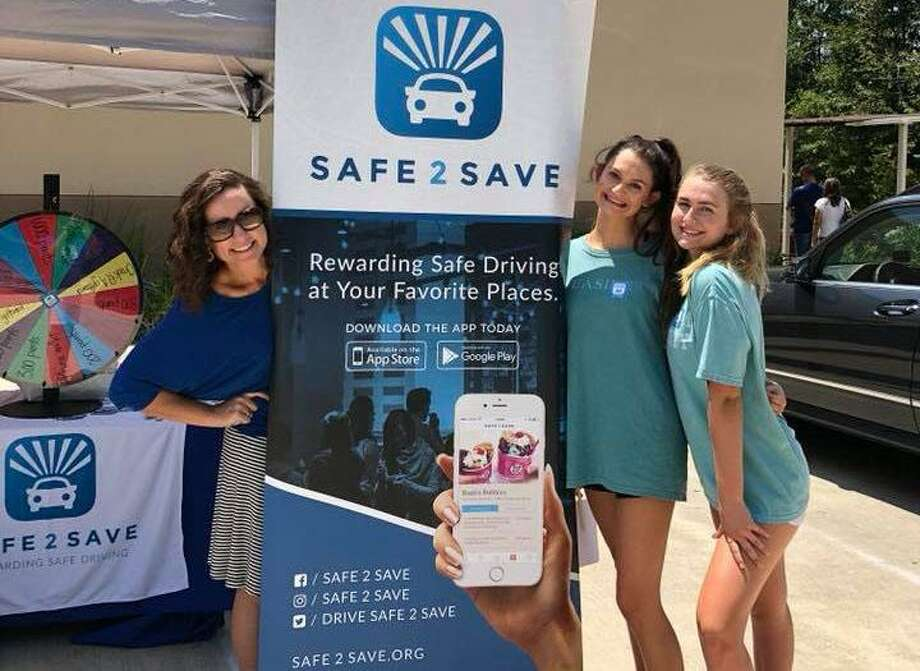 Marci Corry decided to make an impact on safe driving in communities throughout Texas. After researching behavior change and observing that her young children responded well with positive reinforcement, Corry decided to encourage people in a positive way to stay off their phones while driving. She founded SAFE 2 SAVE in October 2016. In just two years, the app has gained a lot of popularity with over 89,000 users. Businesses on the app are in many cities throughout Texas, including at Dairy Queen in The Woodlands, with plans to expand across the entire state of Texas and go nationwide. Photo: Submitted Photo / Submitted Photo