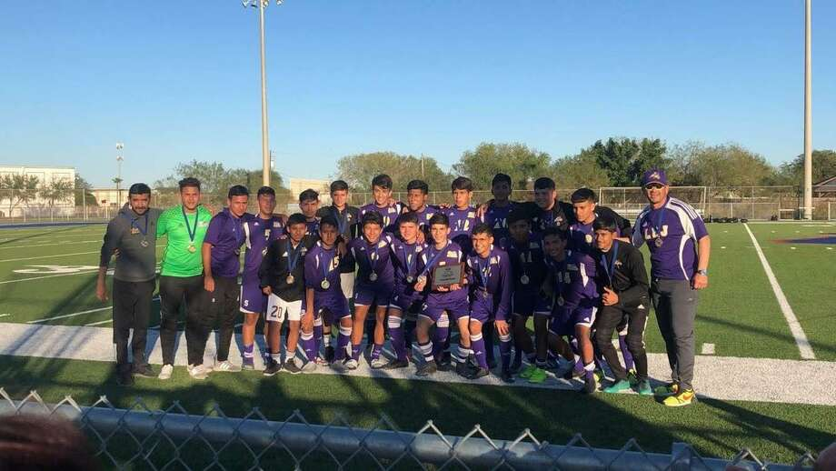 LBJ beat Brownsville Lopez 5-4 on penalty kicks in the championship game Saturday to win the Brownsville Southmost Showcase. Photo: Courtesy Photo