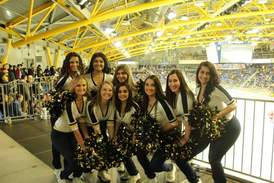 The Quinnipiac University Bobcats ice hockey team faced off against the Cornell University Big Red at the Frank Perrotti Jr. Arena in Hamden, Conn. on Saturday, Jan. 5, 2019. were you SEEN? Photo: Jenna Seward