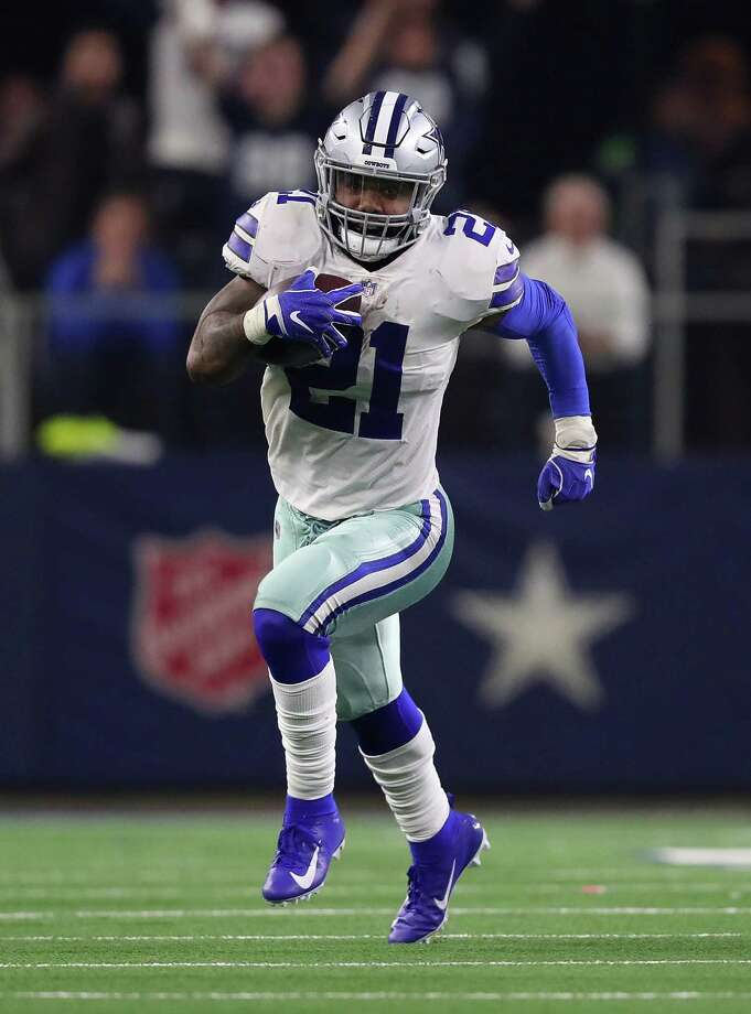 Elliott helps lift Cowboys to victory - Times Union 97204e051e82