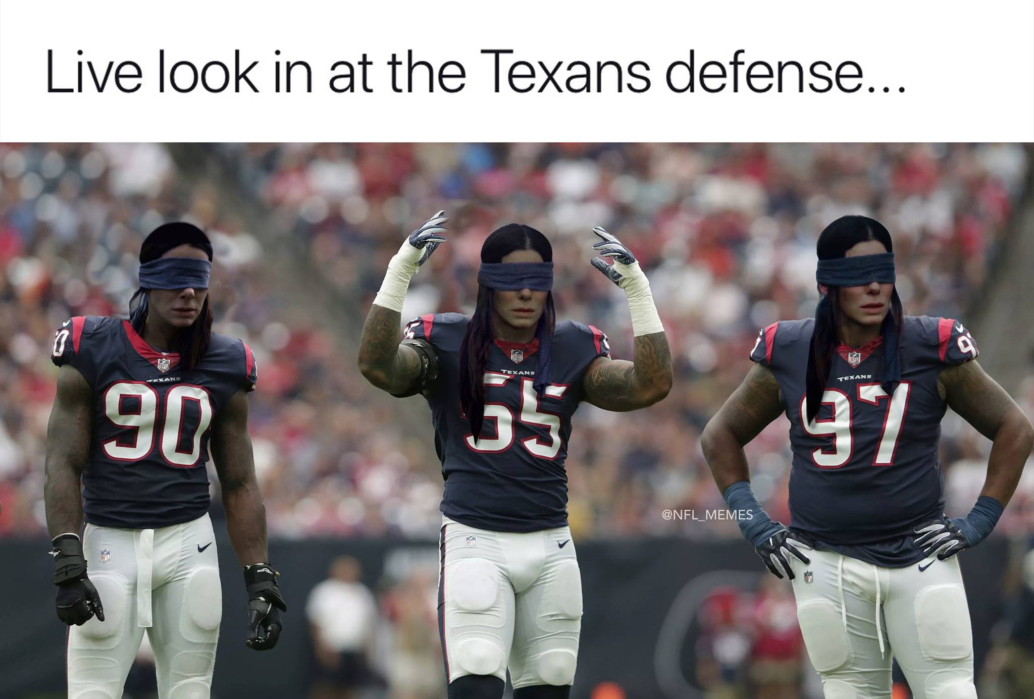memes nfl texans playoff football sports playoffs mock houston cowboys round nflmemes loss misfortune