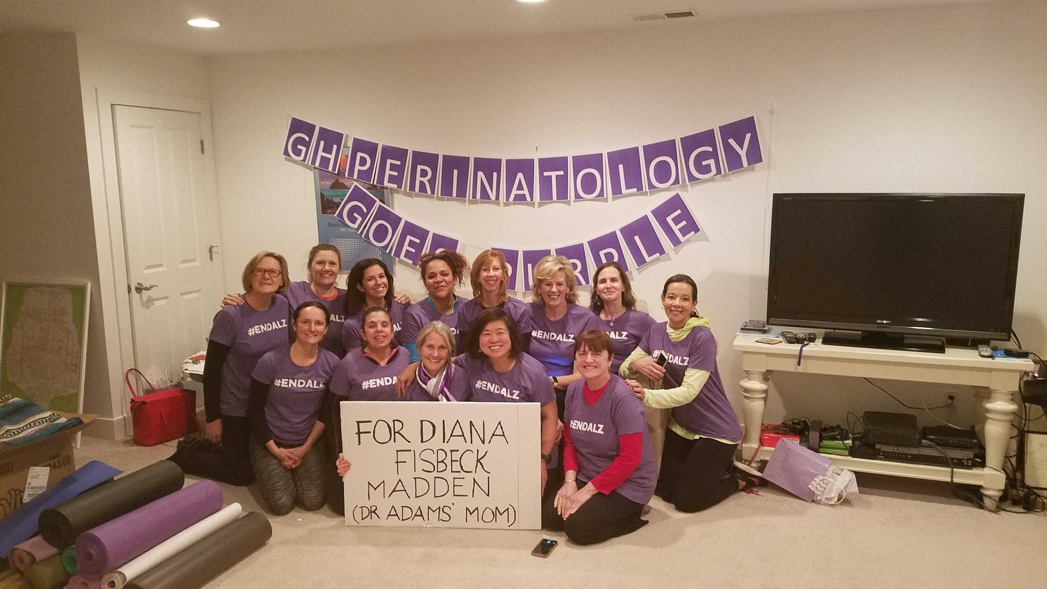 Greenwich Hospital staffers unite to fight Alzheimer's