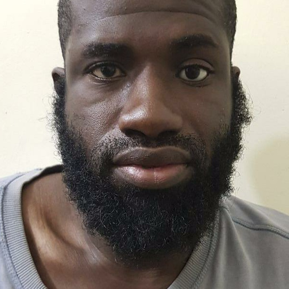 Warren Christopher Clark (Abu Mohammad al-Ameriki), originally from Houston, was arrested by SDF forces. Photo: SDF / SDF