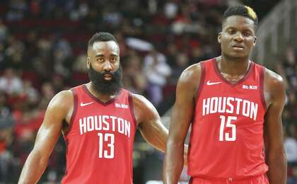 89e4796ce1ce James Harden (13) and Clint Capela are two big reasons the Rockets have won  11 of their last 13 games heading into Monday night s meeting at Toyota  Center ...
