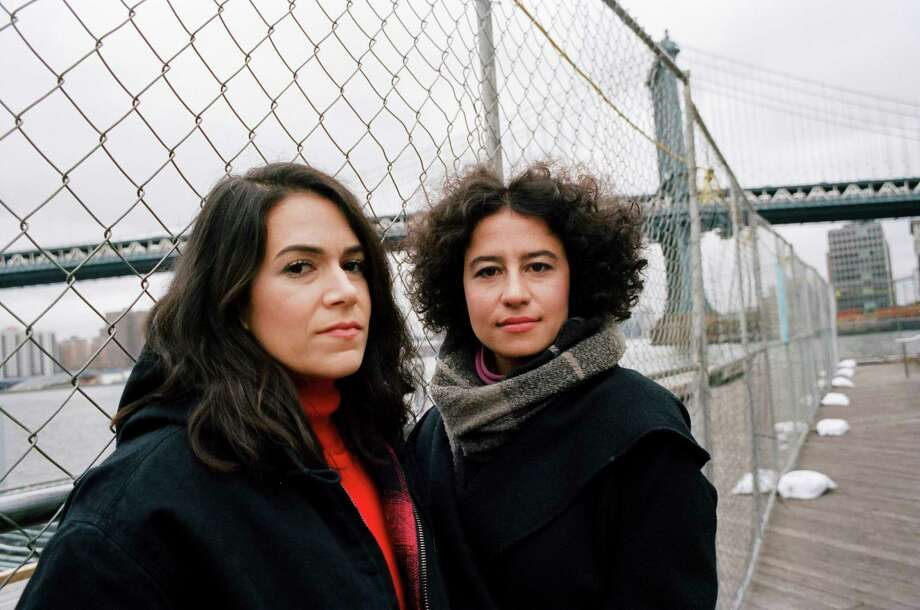 Broad City co-star Ilana Glazer (right) is coming to Albany on Tuesday to 