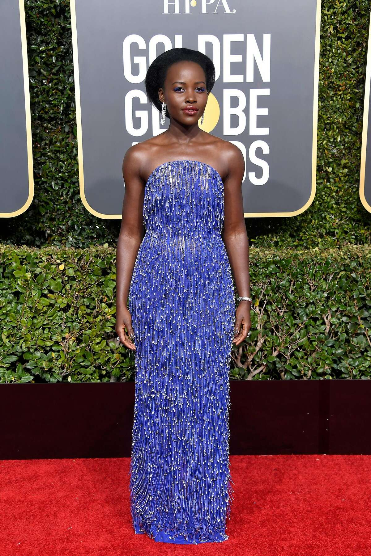 Best Actress: Lupita Nyong'o (