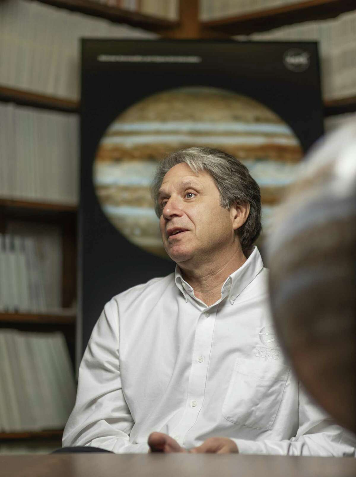 cott Bolton, the associate vice president of Southwest Research Institute?•s Space Science and Engineering Division and the leader investigator on the Juno probe, which is in orbit around Jupiter.