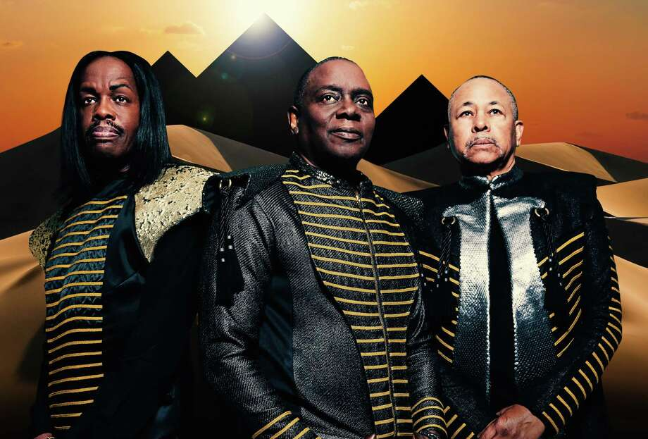 Earth, Wind & Fire will play the Majestic Theatre in March. Photo: Earth, Wind & Fire