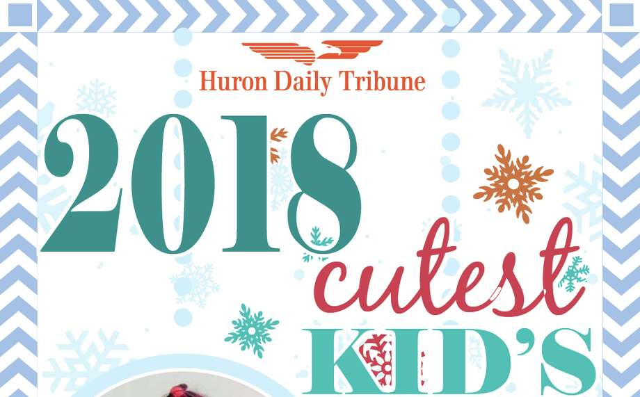 This gallery consists of the winners of the 2018 Cutest Kid's Contest. Photo: Huron Daily Tribune