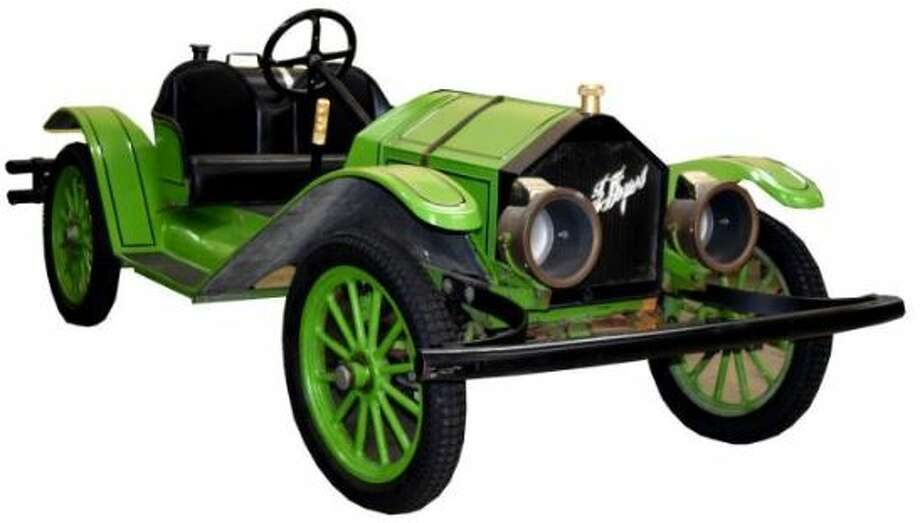 """1929 Aero Huss Amuseument Park Ride Estimate:$4,000 - $8,000Suggested starting bid:$2,000Link:Here Description: """"Was one of the original Disneyland car ride car(s) converted to gas power."""" Photo: Courtesy Of Burley Auctions"""