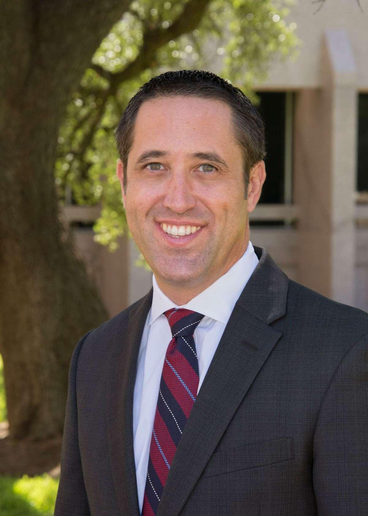 Glenn Hegar, Texas comptroller
